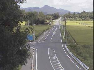 国道285号 笹館のライブカメラ|秋田県大館市