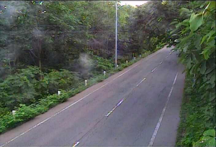 国道340号 葛巻大峠のライブカメラ|岩手県葛巻町