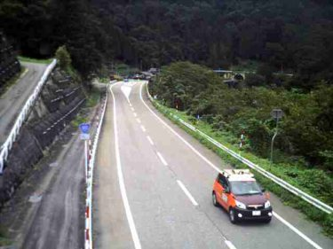 国道360号 小豆沢 北のライブカメラ|岐阜県飛騨市