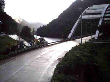 国道360号 宮川新大橋 南のライブカメラ|岐阜県飛騨市