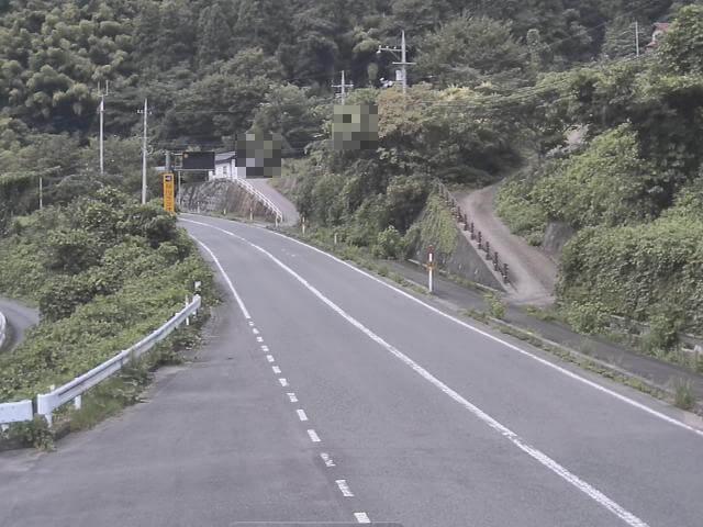 国道375号 作木のライブカメラ|広島県三次市