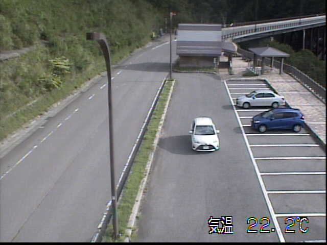 国道394号 城ヶ倉のライブカメラ|青森県青森市