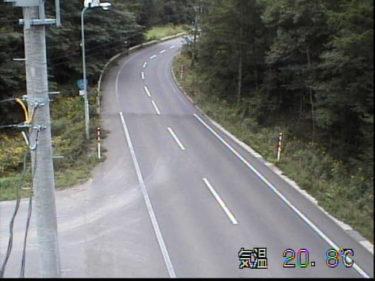国道395号 赤石峠のライブカメラ|岩手県洋野町