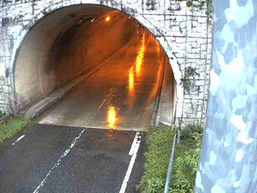 国道417号 椎倉 南のライブカメラ|岐阜県山県市