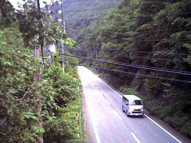 国道471号 熊坂 南のライブカメラ|岐阜県高山市