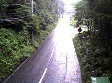 国道471号 一重ヶ根 北のライブカメラ|岐阜県高山市