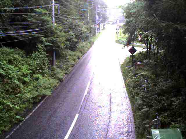 国道471号 一重ヶ根 北のライブカメラ 岐阜県高山市