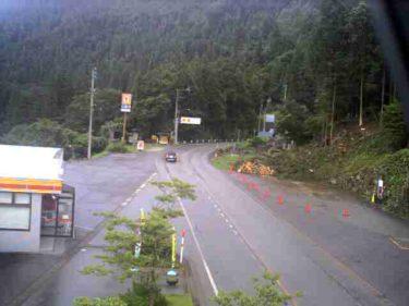 国道471号 駒止橋  西のライブカメラ|岐阜県高山市