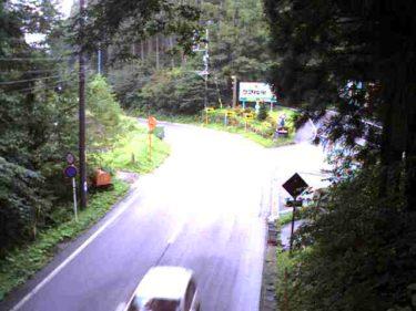 国道471号 一重ヶ根 南のライブカメラ|岐阜県高山市