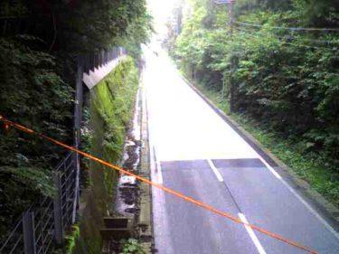 国道471号 熊坂 北のライブカメラ|岐阜県高山市
