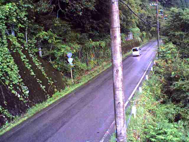 国道471号 大無雁 西のライブカメラ|岐阜県飛騨市
