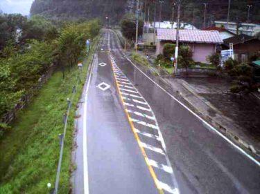 国道471号 栃尾 北のライブカメラ|岐阜県高山市