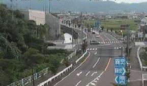 国道52号 増穂(甲西道路)のライブカメラ|山梨県富士川町