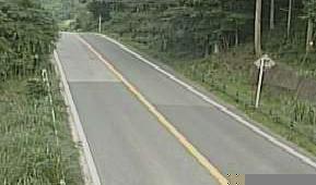 国道52号 大和峠のライブカメラ|山梨県南部町