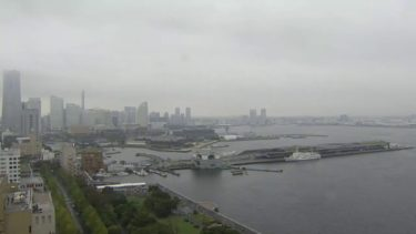 みなとみらい横浜市内のライブカメラ|神奈川県横浜市