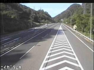 磐越自動車道 阿賀町三川インターチェンジのライブカメラ|新潟県阿賀町
