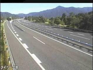 磐越自動車道 阿賀町安田インターチェンジのライブカメラ|新潟県阿賀野市