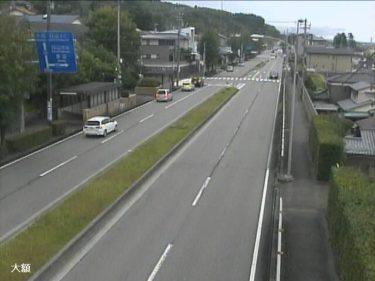 石川県道22号 大額のライブカメラ|石川県金沢市