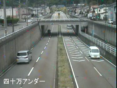 石川県道22号 四十万アンダーのライブカメラ|石川県金沢市