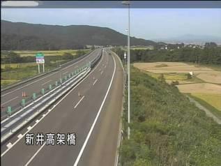 上信越自動車道 妙高市窪松原のライブカメラ|新潟県妙高市