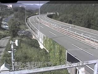 関越自動車道 湯沢町湯沢のライブカメラ|新潟県湯沢町