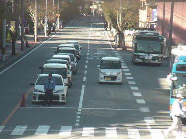 三重県道12号 内宮前第1のライブカメラ|三重県伊勢市