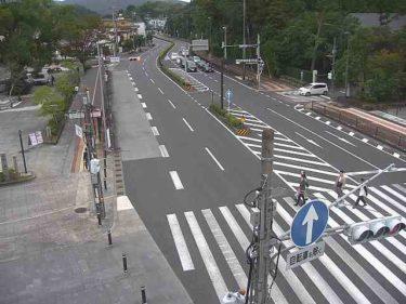 三重県道32号 外宮前のライブカメラ|三重県伊勢市