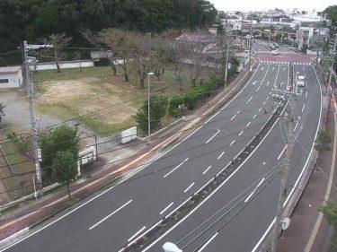 三重県道32号 明倫小学校前のライブカメラ|三重県伊勢市