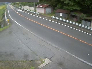 国道179号 三朝町曹源寺のライブカメラ|鳥取県三朝町