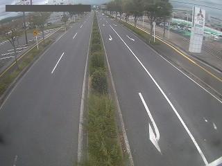 国道179号 湯梨浜町田後のライブカメラ|鳥取県湯梨浜町