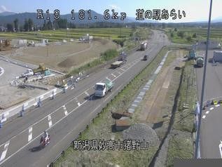 国道18号 妙高市猪野山のライブカメラ|新潟県妙高市