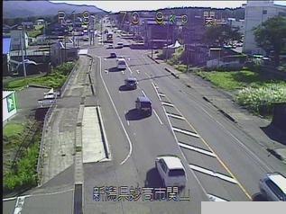 国道18号 妙高市関山のライブカメラ|新潟県妙高市