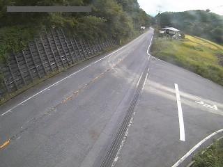 国道180号 五輪峠のライブカメラ|鳥取県日南町