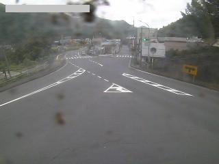 国道180号 日野町根雨のライブカメラ|鳥取県日野町