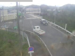 国道180号 南部町落合のライブカメラ|鳥取県南部町