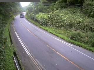 国道180号 南部町大木屋のライブカメラ|鳥取県南部町