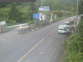 国道181号 四十曲峠のライブカメラ|鳥取県日野町