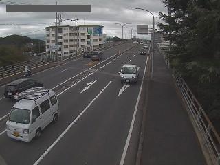 国道181号 米子市糀町のライブカメラ|鳥取県米子市