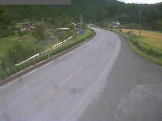 国道183号 日南町河上のライブカメラ|鳥取県日南町