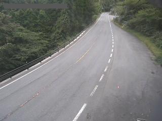 国道183号 日南町新屋のライブカメラ|鳥取県日南町