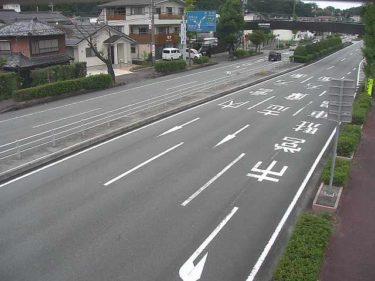 国道23号 内宮B1駐車場付近のライブカメラ|三重県伊勢市