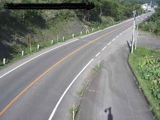 国道252号 魚沼市須原のライブカメラ|新潟県魚沼市
