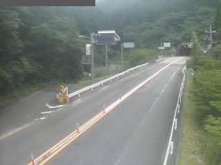 国道313号 犬挟峠のライブカメラ|鳥取県倉吉市