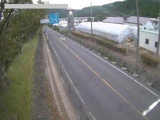 国道373号 智頭町智頭のライブカメラ|鳥取県智頭町