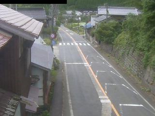 国道373号 智頭町福原のライブカメラ|鳥取県智頭町