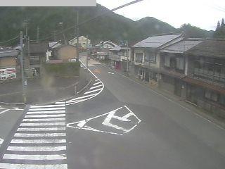 国道373号 智頭町郷原のライブカメラ|鳥取県智頭町