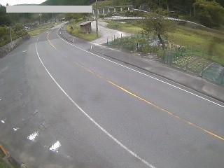 国道373号 智頭町毛谷のライブカメラ|鳥取県智頭町