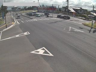 国道431号 境港市高松町のライブカメラ|鳥取県境港市