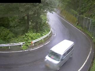 国道482号 若桜町茗荷谷のライブカメラ|鳥取県若桜町