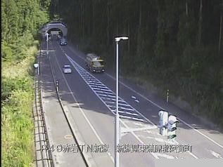 国道49号 阿賀町赤岩トンネルのライブカメラ|新潟県阿賀町